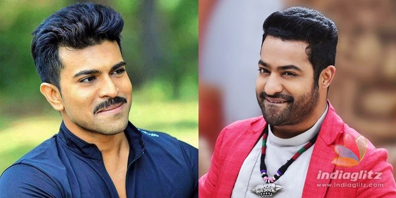Ram Charan wont forget this bang ever: NTR on surprise video