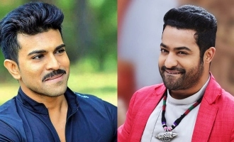 Ram Charan won't forget this bang ever: NTR on surprise video
