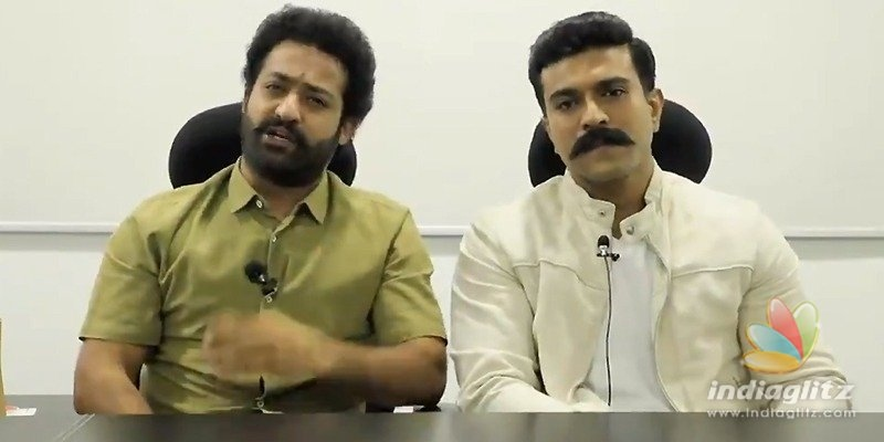 NTR, Ram Charan join hands to deliver a message