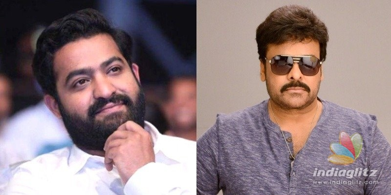 NTR Jr thanks Megastar Chiranjeevi