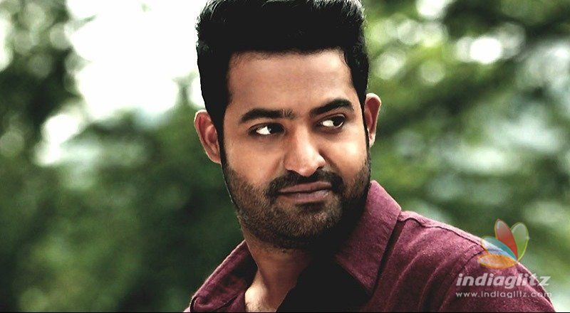 NTR waves at fans on New Year night