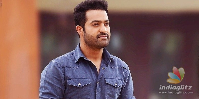 My family got upset after link-up with NTR: Actress