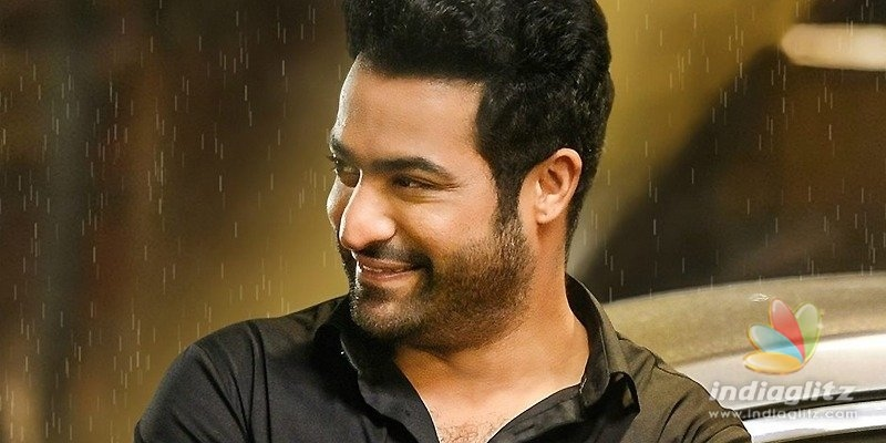 NTR posts a simple pic on special day