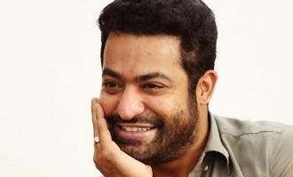 Director Harish Shankar comments on NTR son