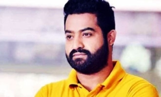 Young tiger Ntr tested covid19 positive
