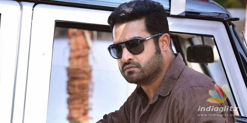 Is it Nuclear or Missile for Jr NTR?