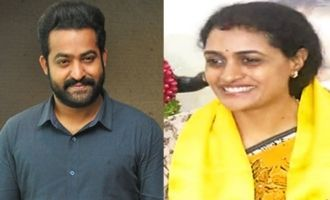 Will talk about Jr. NTR's campaign: Suhasini