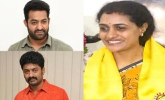 NTR, Kalyan Ram glad for their sister