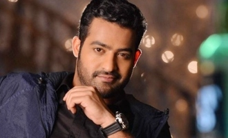 NTR's 'RRR' look to be out