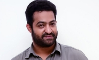 NTR's leaked video on 'RRR' location