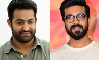NTR, Charan's movie gets massive offer: Reports