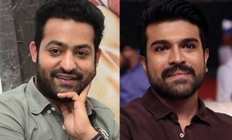 NTR, Charan's bonhomie with young hero