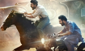 'RRR': Release date announced in style!