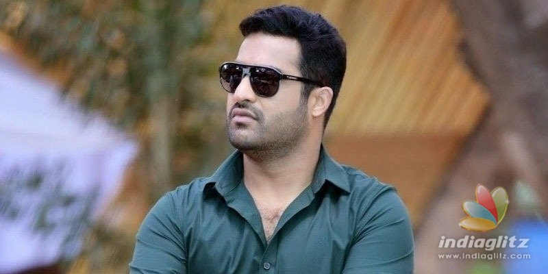 NTR shows off his amazing physique in unseen pic!