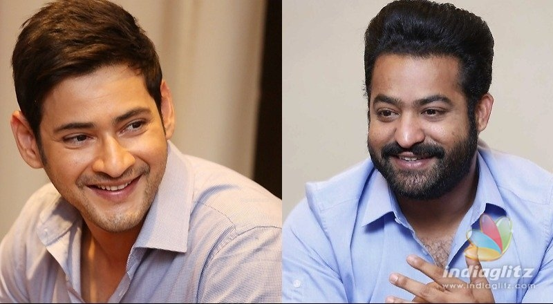 Mahesh, NTR grace occasion with their spouses
