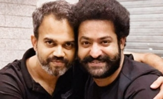 NTR31 made official; Prashanth Neel can't wait for it!