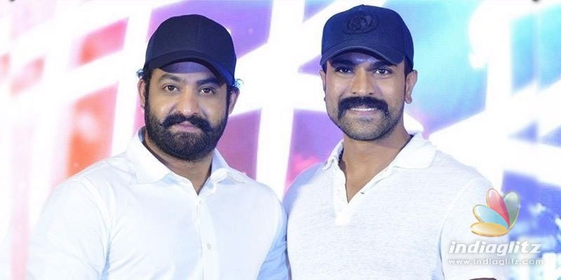 RRR: Jr NTR, Ram Charan shoot at Mahabaleshwar