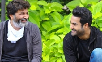 Tarak-Trivikram project: Release time revealed