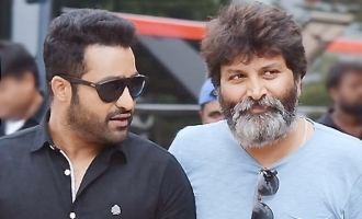 Tarak-Trivikram project: Unofficial updates come in