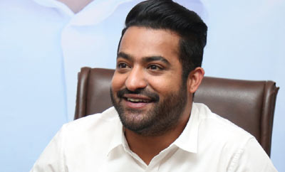I wept for 20 mins while shooting for climax: NTR