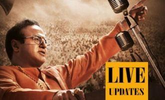 NTR Kathanayakudu Review Live Updates