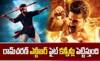 Emotional nature of NTR-Ram Charan fights in RRR revealed
