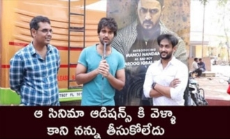 Vijay Devarakonda launches Manoj Nandam's first look from Operation Gold Fish