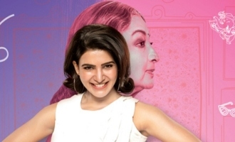Samantha's 'Oh Baby' look released