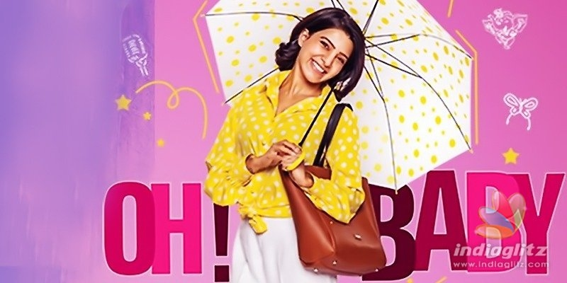 Oh Baby has grossed Rs 38 Cr: Makers