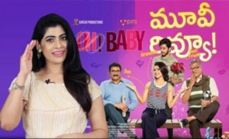 Oh Baby Movie Review
