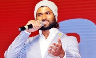 Vijay Devarakonda talks about Aha OTT