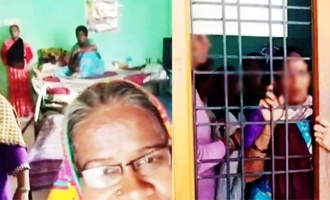 73 people found locked up in old-age home