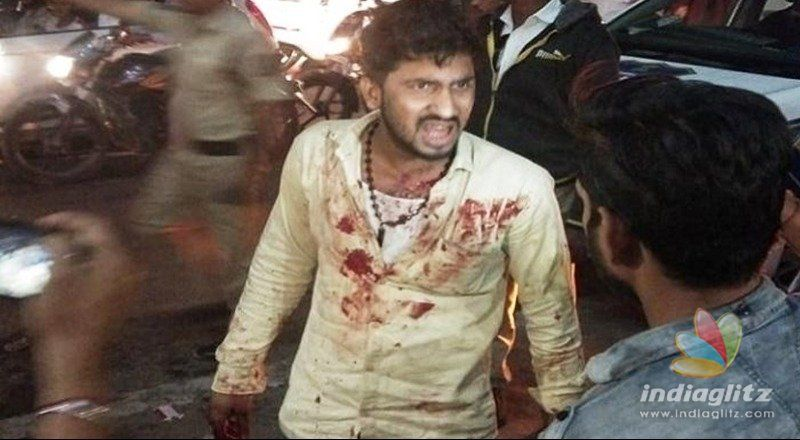 Old City murder in Hyderabad goes viral on Internet - Telugu