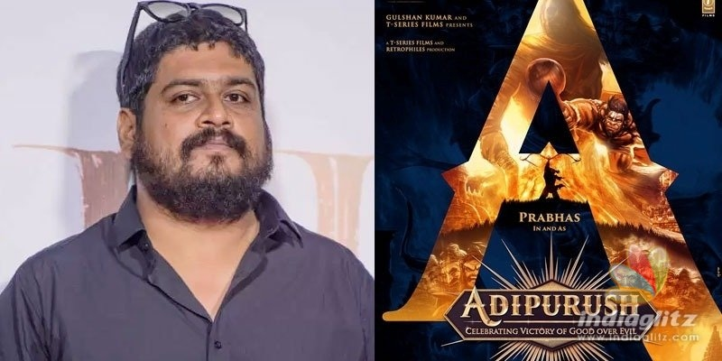 Director Om Raut gives a fresh update on Prabhas Adipurush
