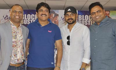 'Oopiri' Success Meet