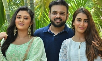 'Oorantha Anukuntunnaru' Teaser Launch