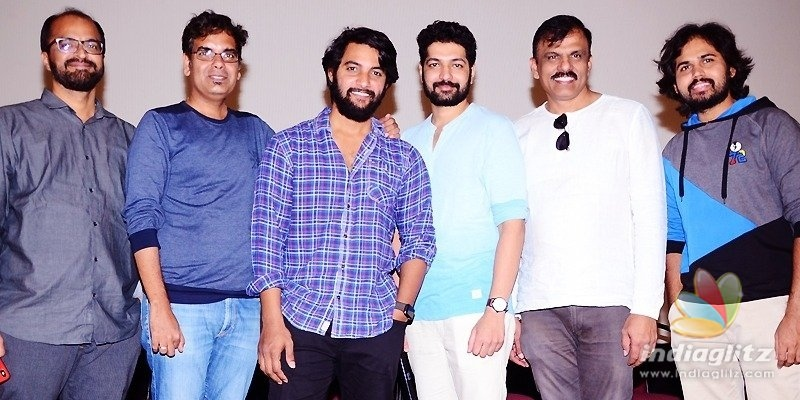 Audience are giving positive reviews for Operation Gold Fish: Saikiran Adivi
