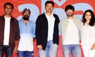 'Orey Bujjiga' Success Meet