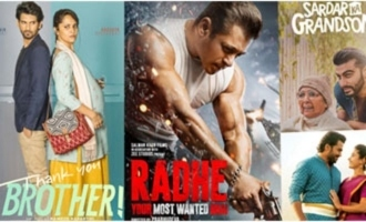 Here are the OTT releases in May in Telugu, Tamil, Hindi