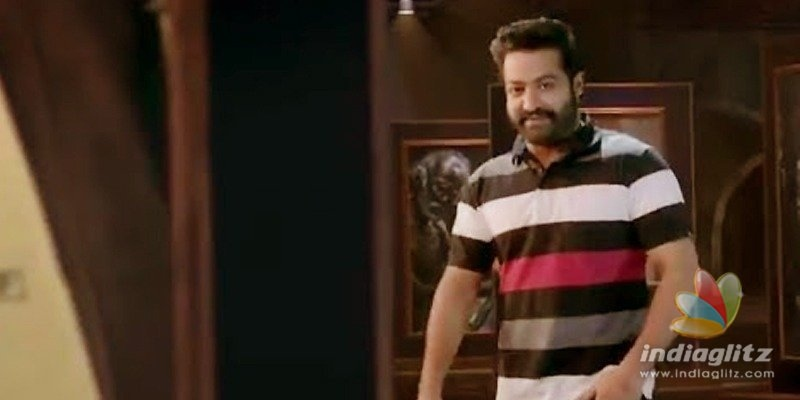 Many avatars of NTR in this Ad!