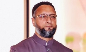Owaisi's residence 'attacked' by alleged members of Hindu Sena