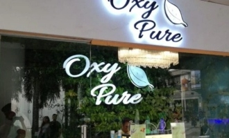 Oxygen bar opened in Delhi; It sells air!