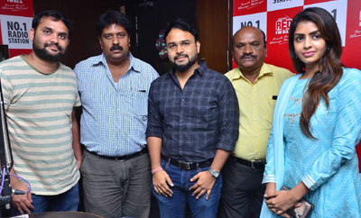 'Oxygen' Song Launch at RedFm