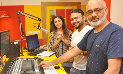 'Oxygen' Song Launch @ Radio Mirchi
