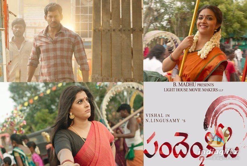 Pandem Kodi-2 teaser: Action, more action & dammu