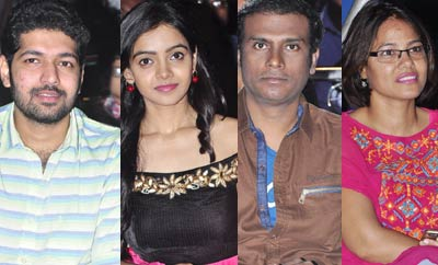 'Padesave' Audio Success Meet At Vizag