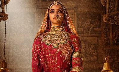 'Padmavati' might be Dubai-funded, BJPian suggests