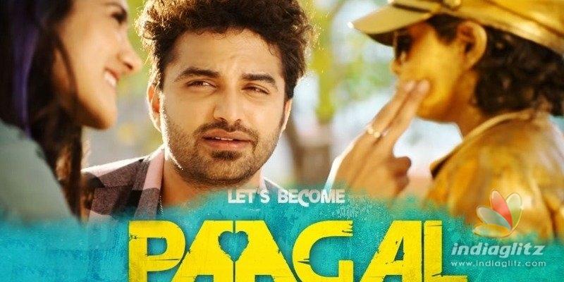 Paagal Teaser: Vishwak Sen gets quirky in romance
