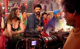'Paisa Vasool' Title Song Making