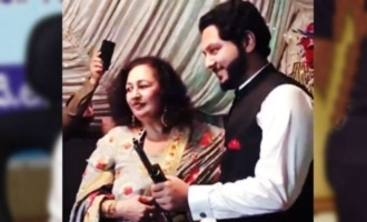 Pakistani mother-in-law gifts AK-47 rifle to 'alludu' on wedding day
